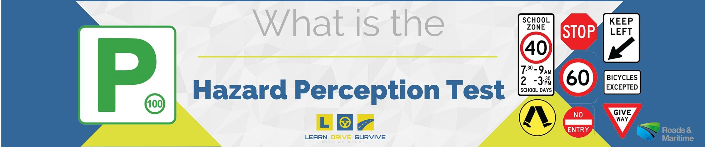 What is the Hazard Perception Test?