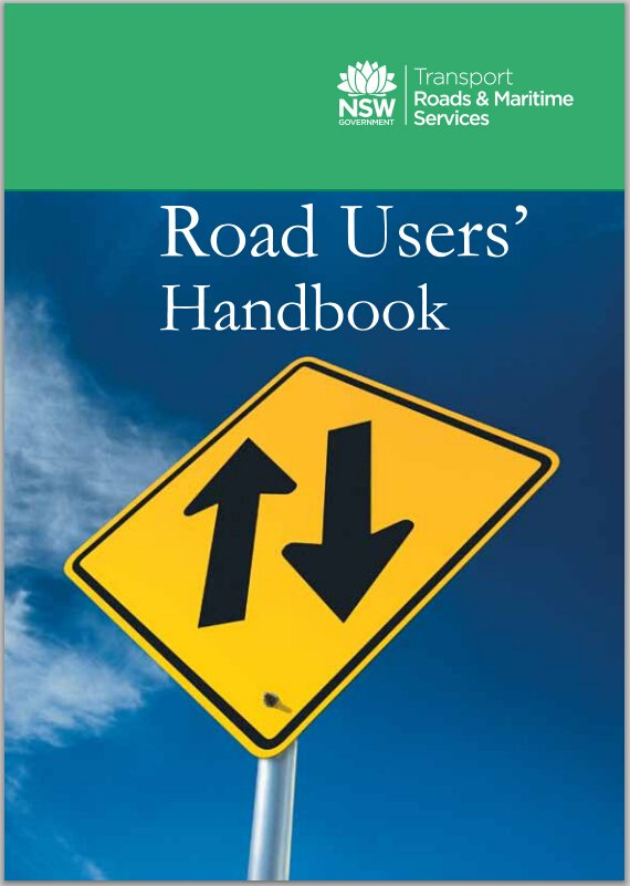 Road User's Handbook - RMS