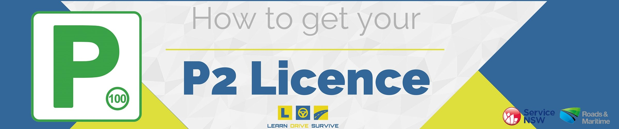 How to get your P2 licence