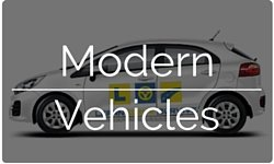 Learn to drive in modern dual controlled vehicles.
