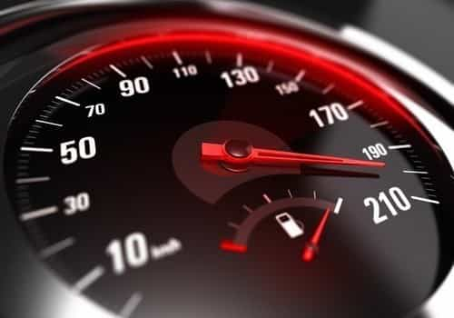 5 reasons not to speed