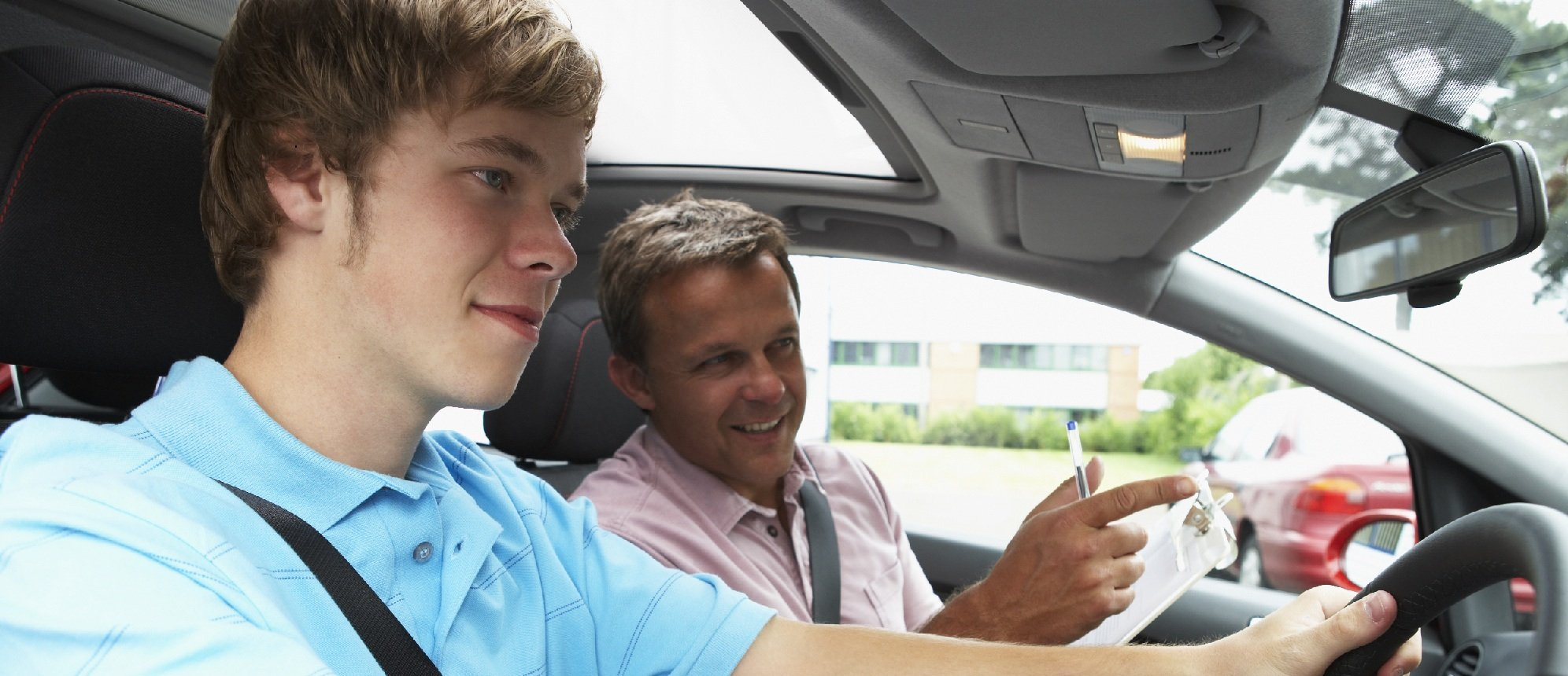 How to find a good driving instructor