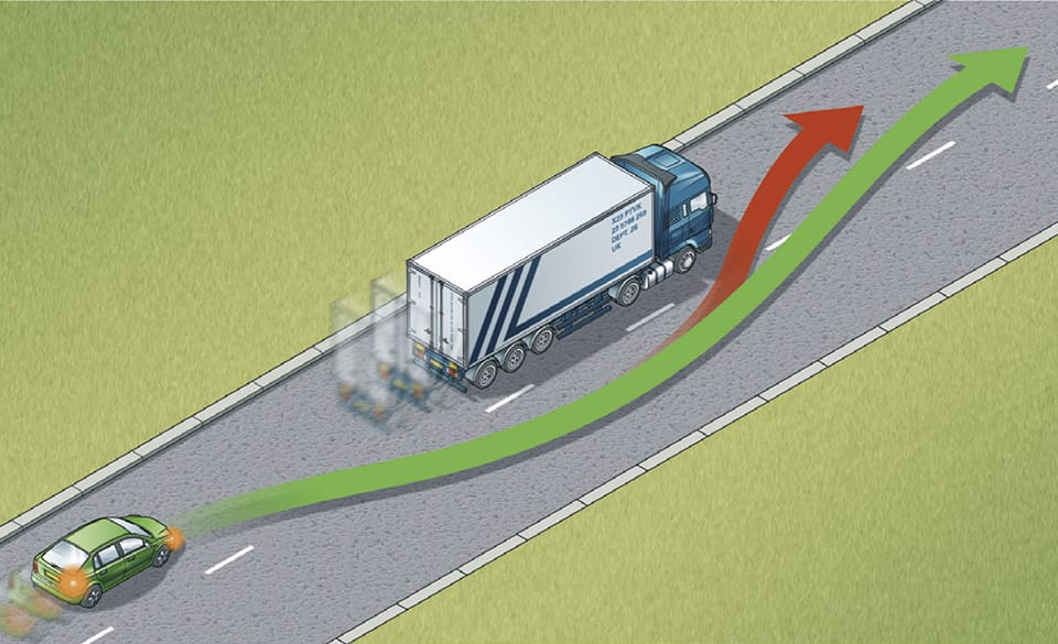 Tips for Safe Overtaking