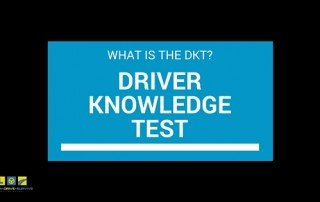 What is the Driver Knowledge Test