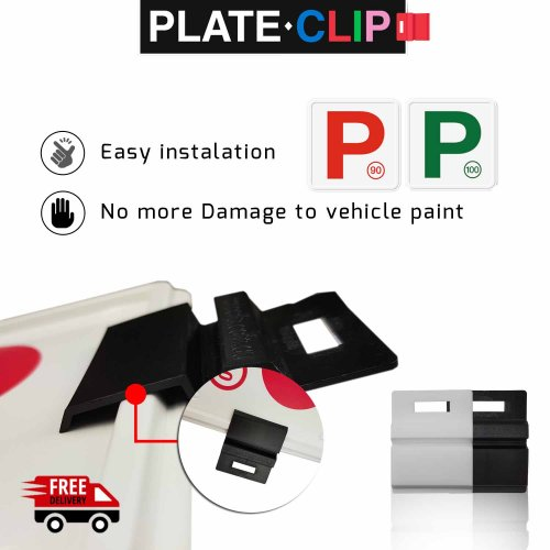 L & P Plate Holders