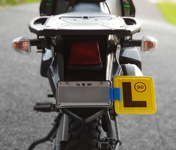 Learn Drive Survive L & P Plate Holders