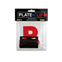 Cheap black p plate clip pack set