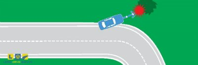 common crash types | Hazard Perception Test | Learn Drive Survive