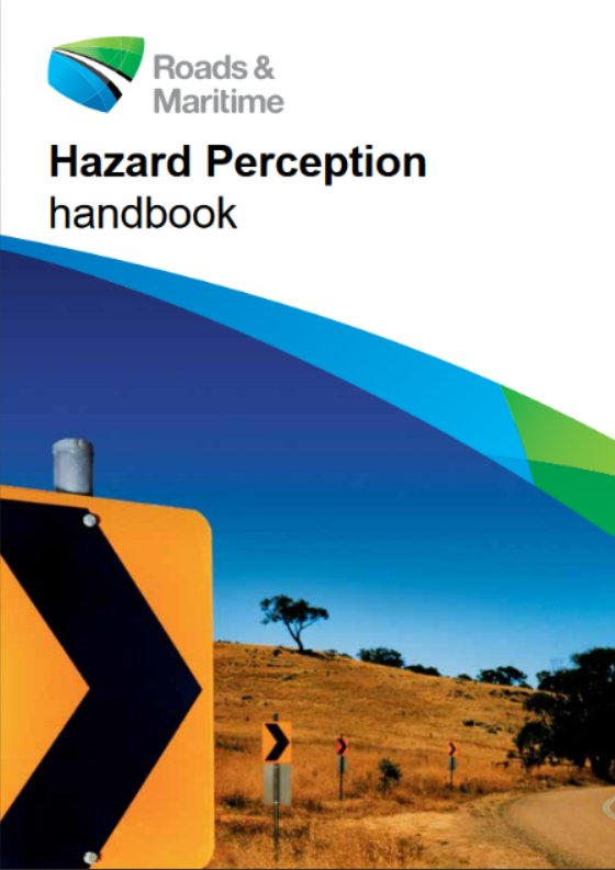 hazard perception test nsw