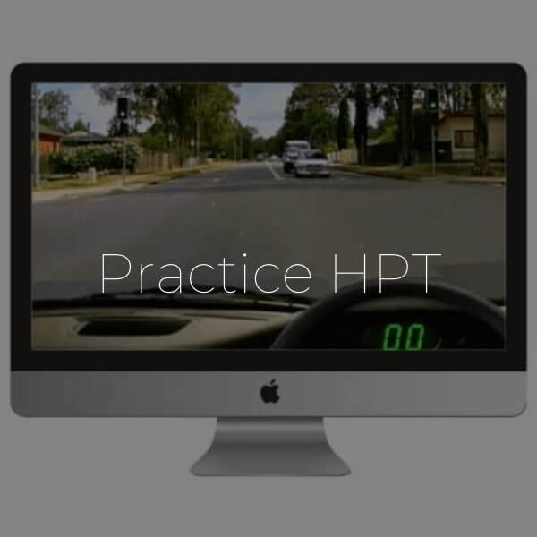 Practice HPT Learn Drive Survive